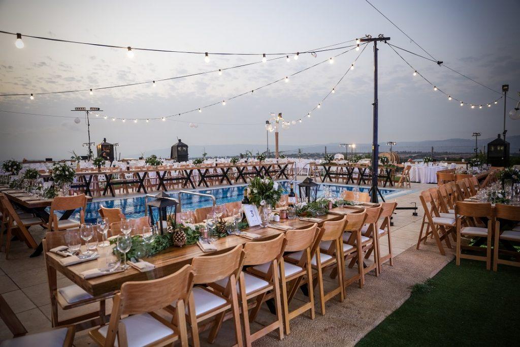 עיצוב והפקת חתונה באחוזת אלון וזית